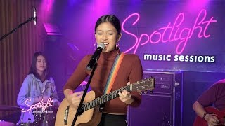 "Gabbi and Alex Garcia sing ""ROYALS"" 