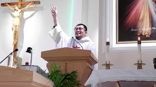 Lm MJ Nguyễn Trường Luân - Mt 19, 13-15 - Nước Trời Thuộc Về Trẻ Nhỏ