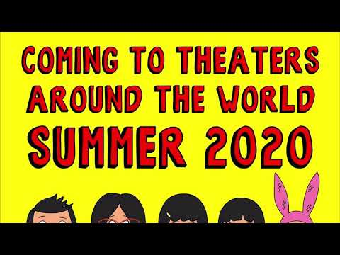 Upcoming Animated Films 2019-2022