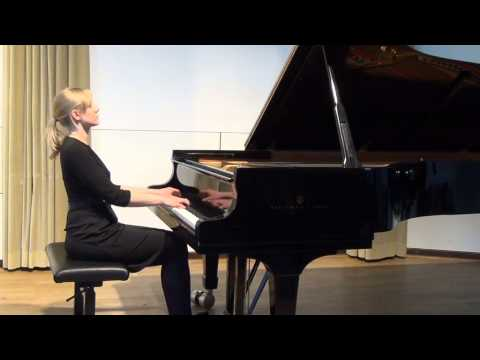 Beethoven Sonate Nr. 31 Opus 110 - Patricia Hase