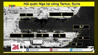 Tình hình quân sự căng thẳng tại Syria - Tin Tức VTV24