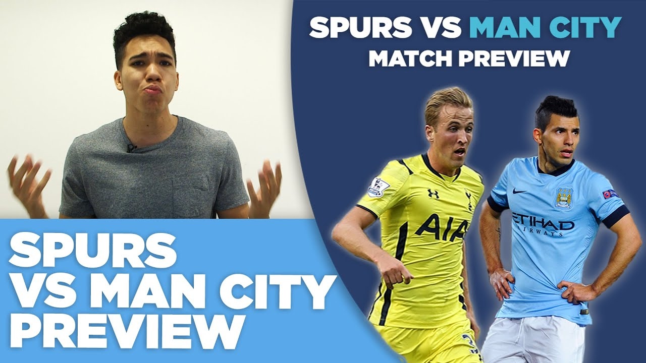 spurs vs manchester city