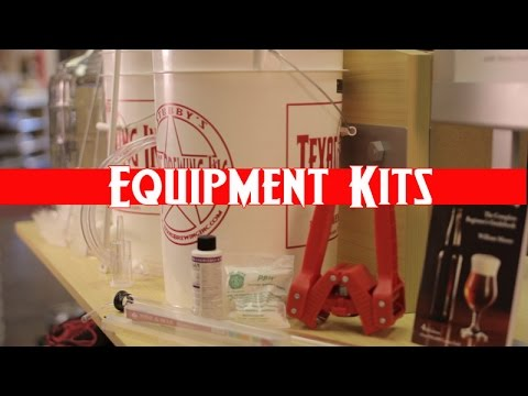 Beer Brewing Equipment Kits | Texas Brewing Inc. Homebrew Supply
