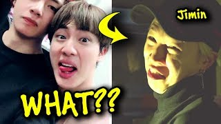 Questionable things BTS does 😆