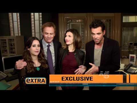 Extra: Jason, Kimberly, Finola, and Tristan