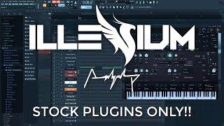 Stock Plugin Challenge: Future Bass Like ILLENIUM +.flp
