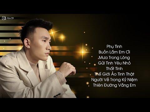 Album Phụ Tình - Trịnh Đình Quang   Liên Khúc Nhạc Trẻ Hay Nhất Của Trịnh Đình Quang 2020