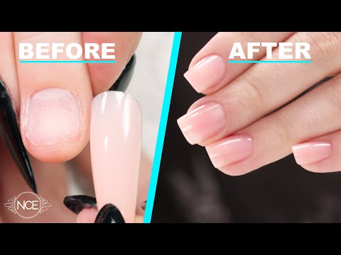 fix-short-bitten-nails-with-full-cover-gel-tips