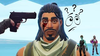 I'm A Bot In Fortnite Battle Royale Please Help-Montage #Tips