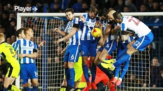 BRIGHTON & HOVE ALBION 3 READING 0