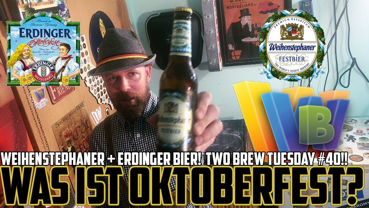 e78f37392849 WHAT IS OKTOBERFEST  TWO BREW TUESDAY  40! - YouTube