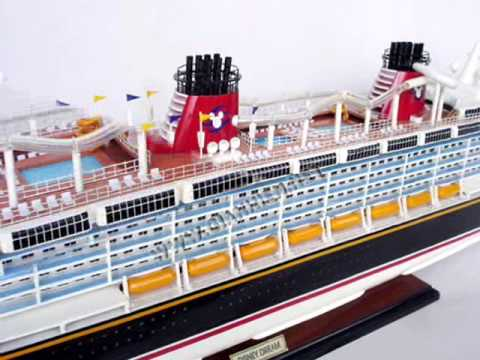 DISNEY DREAM - GIA NHIEN VIETNAM BOAT BUILDER
