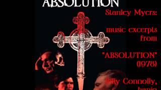 "Stanley Myers: music from ""Absolution"" (1978)"