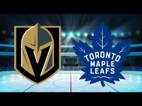 Vegas Golden Knights Vs Toronto Maple Leafs 6 3 All Goals And Highlights Extended Youtube