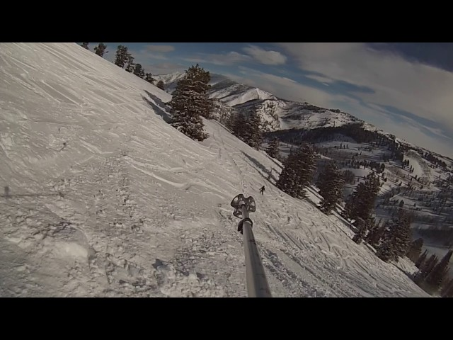Elevations RTC - Skiing at Powder Mountain