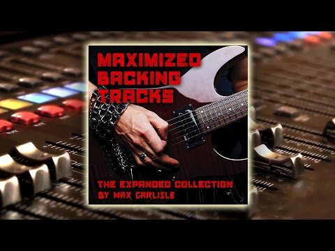 Maximized Backing Tracks - 40 Track Expanded Collection