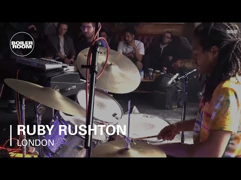 Tenderlonious Presents Ruby Rushton Boiler Room London Live Set