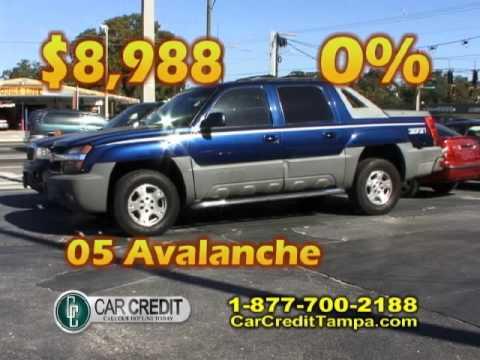 Car Credit Tampa Youtube