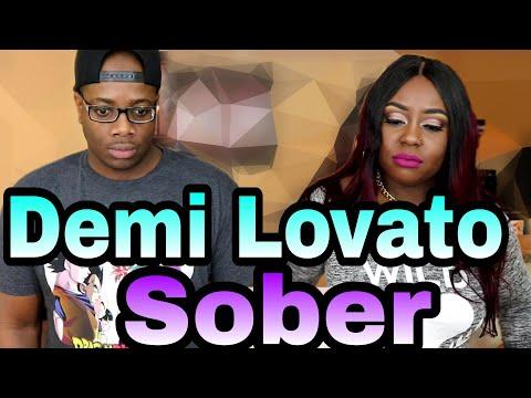 Demi Lovato - Sober   Couple Reacts