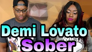 Demi Lovato - Sober | Couple Reacts