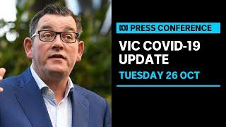 IN FULL: Premier Daniel Andrews provides COVID-19 update for Victoria | ABC News