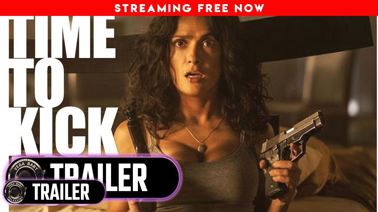 Salma Hayek stars in the action film EVERLY
