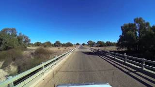 Video 385 - Driving around Birdsville