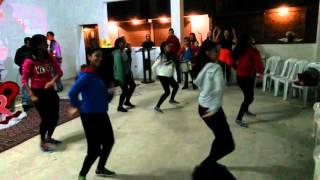 coreografia amor de jubilo ministerio teruah