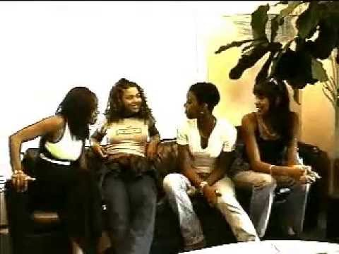 Destiny's Child Exclusive Member Interview 1998