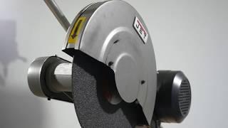 Обзор абразивно-отрезной станок по металлу JET JCOM-400T