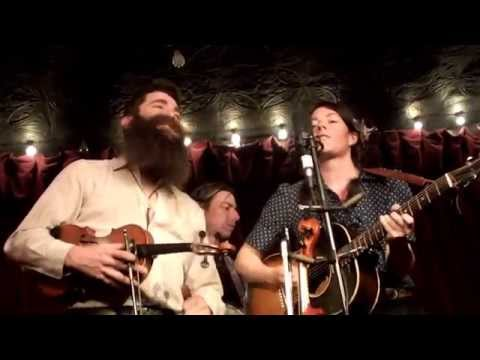 Washington & Lee Swing County - Corn Potato String Band - Live at Jalopy, 4 April 2015