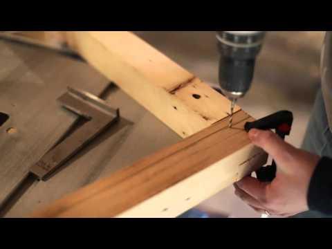 easy woodworking workbench