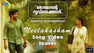 Download Hindi Video Songs - Jomonte Suviseshangal | Neelakasham Song Video Teaser | Dulquer Salmaan,Aishwarya Rajesh | Official
