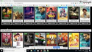 How To Downloade Telugu Movie | Watch Telugu Movie on Todaypk 2018