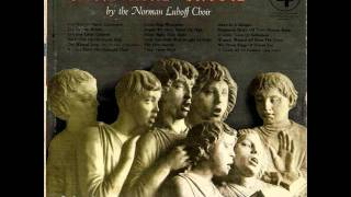 The Norman Luboff Choir - God Rest Ye Merry, Gentlemen (1953) [Mono]