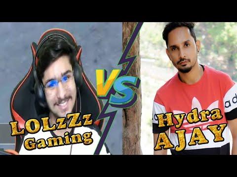 Hydra Ajay+emperor Vs LOLzZz+NIGHT FURRY | INTENSE FIGHT SCHOOL APARTMENT | Hydra Ajay Vs LOLzZz