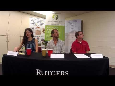 Rutgers Ultra Niche Crops | Basil Livestream Class