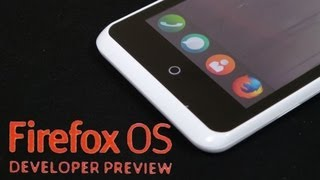 Geeksphone Peak - The First Phone running the Firefox OS - Unboxing & Hands-On