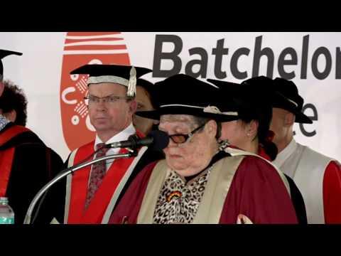 Batchelor Graduation 2016