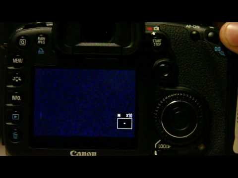Beginners Guide to the Canon EOS 7D Part 1