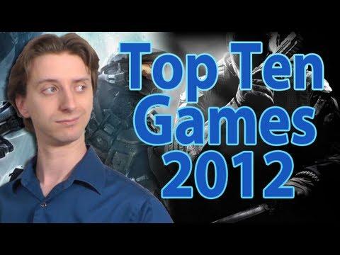 Top Ten Games of 2012 - ProJared