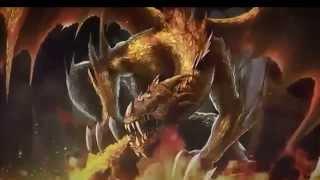 Игра в жанре фэнтэзи  Трейлер к игре   Зов дракона II