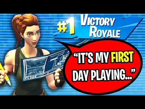 RESETTING MY FORTNITE STATS TO BE A FAKE NOOB! (0 WINS)