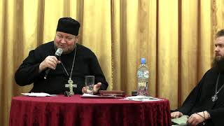 ВОЗЬМИ КРЕСТ СВОЙ И СЛЕДУЙ ЗА МНОЙ о. Олег Стеняев