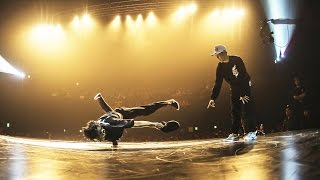 Bboy Gred vs Bboy Vero- Red Bull BC One Asian Pacific Final 2015