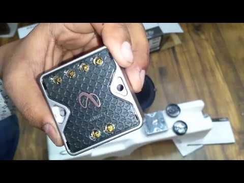 # Unboxing Infinity Primus PR6510cshi Component Speaker