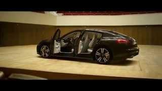 Burmester Audio System w Porsche