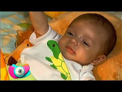 Alexandra Núñez Presenta A Su Bebé