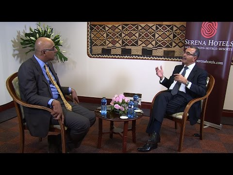 Interview with: Mahmud Jan Mohamed, MD, Serena Hotels1 @SerenaHotels