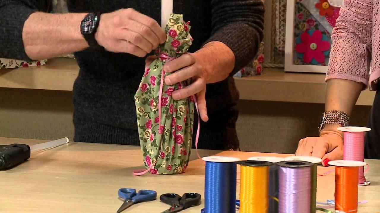 Como Fazer Adesivo De Mesversario ~ Vida Melhor Artesanato Candelabro de material reciclável (Marcelo Darghan) YouTube